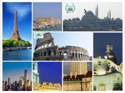 ۲۵ شهر برگزیده مسافران جهان در سال ۲۰۱۸ | عکس