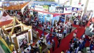 ایران به نمایشگاه گردشگری هند نرسید   عکس