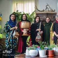 گزارش تصویری تیوال از کنسرت گروه راستان و فاطمه ساغری / عکاس: سارا ثقفی | گروه راستان ، آزاده امیری
