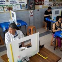 رستورانها در کرونا | بانکوک