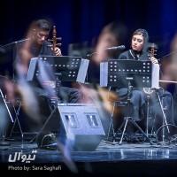 گزارش تصویری تیوال از کنسرت گروه ژاو و صبا کامکار / عکاس: سارا ثقفی | گروه ژاو، صبا کامکار