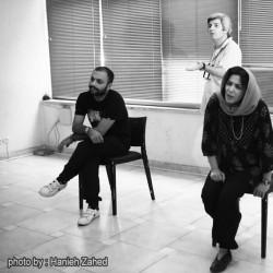 نمایش سه جلسهی تراپی | عکس