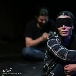 نمایشنامهخوانی نوشتن در تاریکی | عکس