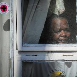 پنجره و بالکنهای جهان در روزهای کرونا | کیپ تاون، آفریقا جنوبی