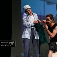 نمایش پا | گزارش تصویری تیوال از نمایش پا / عکاس: پریچهر ژیان | عکس