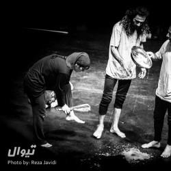 نمایش کوریولانوس | عکس