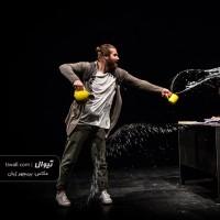 گزارش تصویری تیوال از نمایش دراماتورژ / عکاس: پریچهر ژیان   عکس