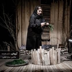 گزارش تصویری تیوال از نمایش کوچه مختار بود و ساسان بود و سیمین / عکاس: سارا ثقفی | عکس