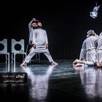 گزارش تصویری تیوال از نمایش کلوپ مجانین / عکاس:سارا ثقفی | عکس