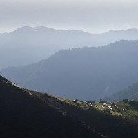اولُسِبلنگاه؛ بهشتی بالای ابرها | عکس