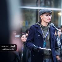 گزارش تصویری تیوال از مسابقه استندآپ کمدی دهمین جشنواره بینالمللی سیمرغ / عکاس:سارا ثقفی | عکس