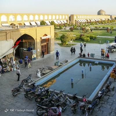 بازار قیصریه؛ اصفهان | عکس