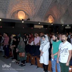 گزارش تصویری تیوال از مراسم دیدار با عوامل فیلم آیلاو تهران / عکاس: نیلوفر علمدارلو | عکس