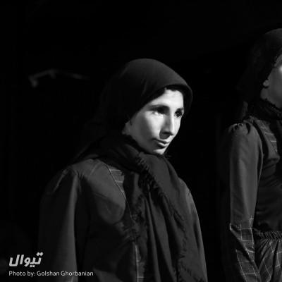 گزارش تصویری تیوال از پرفورمنس صلح / عکاس: گلشن قربانیان | عکس