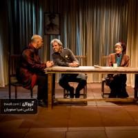 گزارش تصویری تیوال از نمایش مگس / عکاس: سید ضیا الدین صفویان | عکس