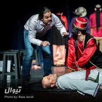 گزارش تصویری تیوال از نمایش بنگاه تیاترال / عکاس: رضا جاویدی | عکس