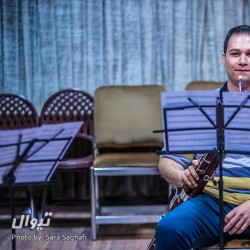 کنسرت سازهای بادی چوبی و برنجی   عکس