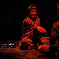 گزارش تصویری تیوال از نمایش داستان خانواده / عکاس:سارا ثقفی   عکس