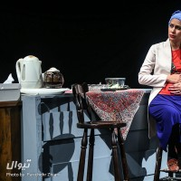 گزارش تصویری تیوال از نمایش ادامه دارد / عکاس: پریچهر ژیان | عکس