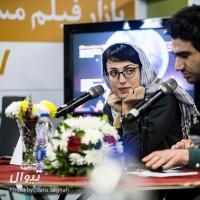 گزارش تصویری تیوال از پنجمین روز دوازدهمین جشنواره بین المللی سینما حقیقت / عکاس: سارا ثقفی  | عکس