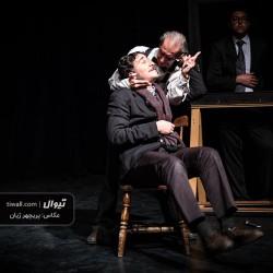 گزارش تصویری تیوال از نمایش خرس / عکاس: پریچهر ژیان | عکس