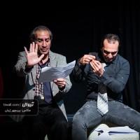 نمایشنامهخوانی آقا پسر به خانه می آید | گزارش تصویری تیوال از نمایشنامهخوانی آقا پسر به خانه می آید / عکاس: پریچهر ژیان | عکس