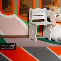 گزارش تصویری تیوال از نمایش کی از گرگ بد گنده می ترسه / عکاس: رضا جاویدی   عکس