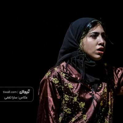 گزارش تصویری تیوال از نمایش دی زنگرو / عکاس:سارا ثقفی | عکس