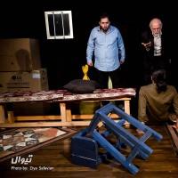 گزارش تصویری تیوال از نمایش پیچک / عکاس: سید ضیا الدین صفویان | عکس