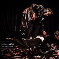 گزارش تصویری تیوال از نمایش شاتر شیطان / عکاس: پریچهر ژیان | عکس