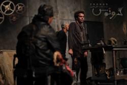نمایش کرونوس | یادداشت آزیتا رصافی مستندساز سینما برای نمایش «کرونوس» | عکس