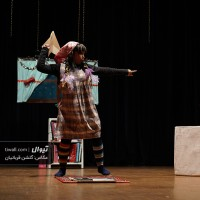 نمایش خواب عجیب | گزارش تصویری تیوال از نمایش خواب عجیب / عکاس: گلشن قربانیان | عکس