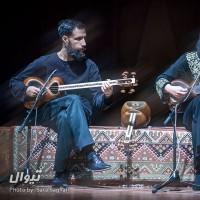 گزارش تصویری تیوال از کنسرت علیاصغر عربشاهی و کوارتت تار / عکاس: سارا ثقفی | آناهیتا رمضانی