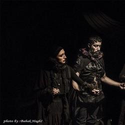 نمایش شاه لیر | عکس