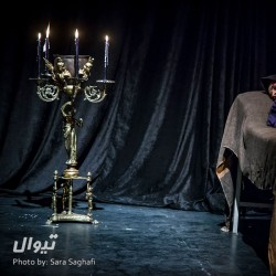 گزارش تصویری تیوال از نمایش دن لیو / عکاس: سارا ثقفی | عکس