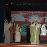 نمایش مریم | در اجرای پایانی نمایش«مریم» به نویسندگی و کارگردانی محمدرضا کامیاب در بابل  از عوامل فنی و بازیگران این نمایش تجلیل به عمل آمد. | عکس