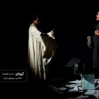 گزارش تصویری تیوال از نمایش ریچارد سوم اجرا نمیشود / عکاس: پریچهر ژیان | عکس
