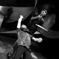 نمایش شاه لیر | گزارش تصویری تیوال از نمایش شاه لیر / عکاس: مهدی اسماعیلیان | عکس