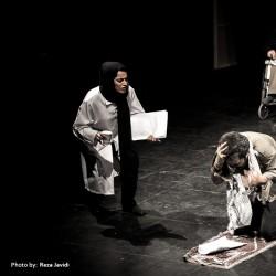 نمایشنامهخوانی خواب آلودگی | عکس