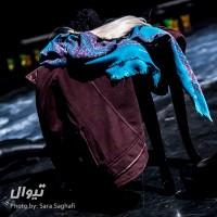 گزارش تصویری تیوال از نمایش اختلال / عکاس: سارا ثقفی | عکس