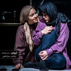 گزارش تصویری تیوال از نمایش کمی قبل از ساعت پنج بامداد / عکاس:سارا ثقفی | عکس