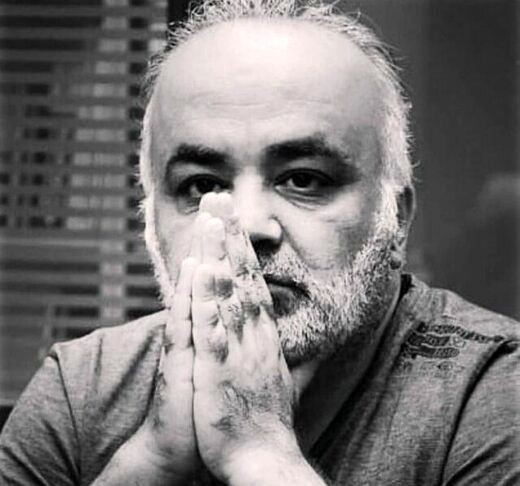 پیام تسلیت قادر آشنا برای درگذشت سیامک افسایی | عکس