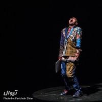 گزارش تصویری تیوال از نمایش استیو جابز / عکاس: پریچهر ژیان | عکس
