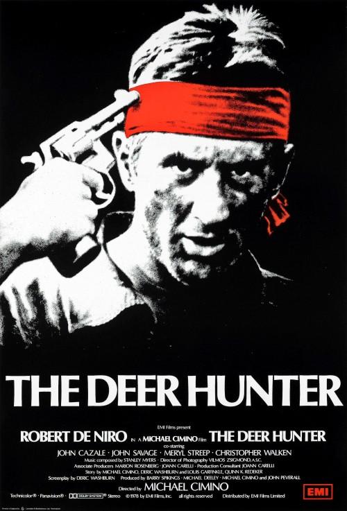 عکس فیلم شکارچی گوزن