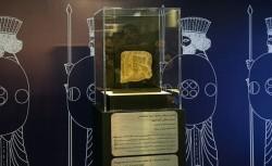 نمایش یک ماهه سرباز هخامنشی در موزه مشاهیر برج میلاد | عکس