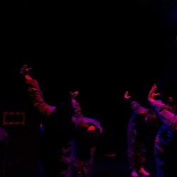 نمایش سندِ روم استکهلم | عکس