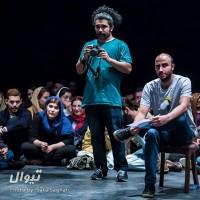 گزارش تصویری تیوال از نمایش پپ / عکاس: سارا ثقفی | عکس