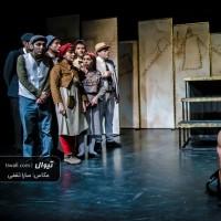 گزارش تصویری تیوال از نمایش شپش / عکاس:سارا ثقفی | عکس