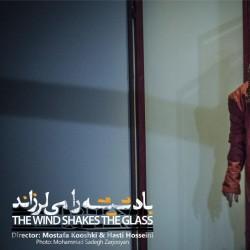 نمایش باد شیشه را میلرزاند | عکس