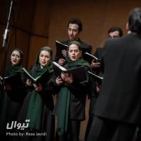 گزارش تصویری تیوال از کنسرت ارکستر ایستگاه / عکاس: رضا جاویدی | ارکستر ایستگاه